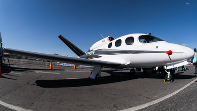 N149VB - Cirrus Vision SF50 - Private
