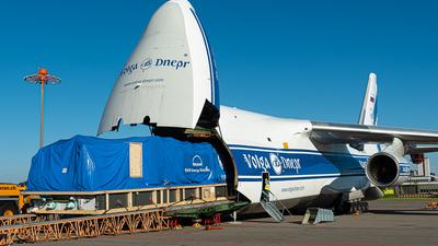 A picture of RA82078 - Antonov An124 - VolgaDnepr Airlines - © Luca Fahrni