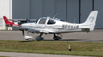 N899AM - Cirrus SR22-GTS G3 Turbo - Private