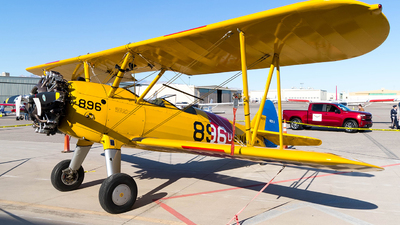 A picture of N68820 - BoeingStearman Model 75 - [755350] - © Christopher Ong