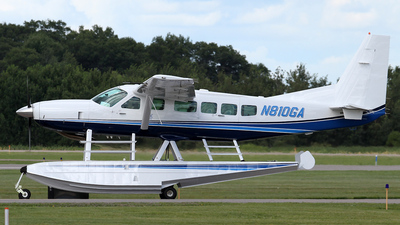 N810GA - Cessna 208 Caravan - Private