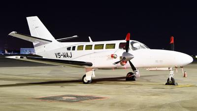 V5-WAJ - Reims-Cessna F406 Caravan II - Westair Aviation