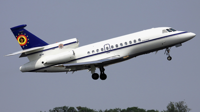 CD-01 - Dassault Falcon 900B - Belgium - Air Force
