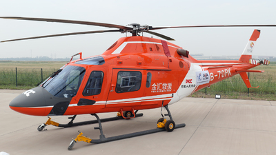B-70PK - Agusta-Westland AW-119Kx - Shanghai Kingwing General Aviation