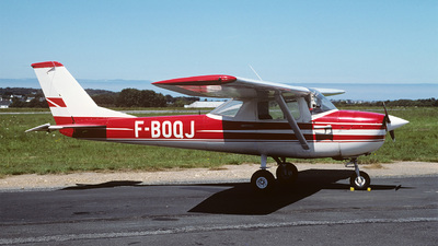 F-BOQJ - Reims-Cessna F150G - Private