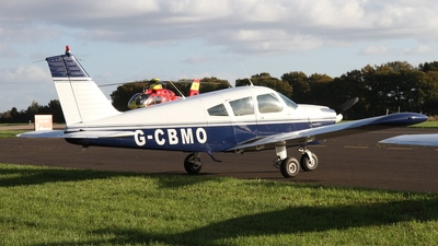 G-CBMO - Piper PA-28-180 Cherokee D - Private