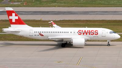 HB-JBI - Airbus A220-171 - Swiss