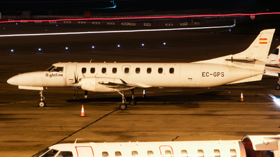 EC-GPS - Fairchild SA227-AC Metro III - Flightline
