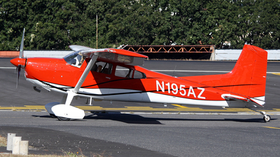 N195AZ - Cessna A185F Skywagon - Private
