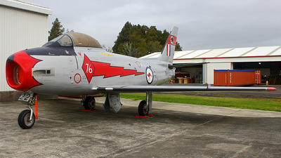 A94-922 - CAC CA-27 Sabre Mk.30 - Australia - Royal Australian Air Force (RAAF)