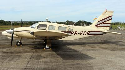 PR-VCR - Piper PA-34-220T Seneca III - Private