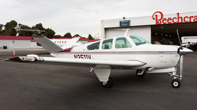 N3511V - Beechcraft V35B Bonanza - Private