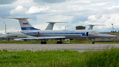 RF-93940 - Tupolev Tu-134UBL - Russia - Air Force