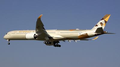 F-WZNM - Airbus A350-1041 - Etihad Airways