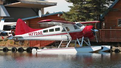 N772AE - De Havilland Canada DHC-2 Mk.I Beaver - Private