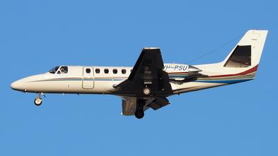 A picture of VHPSU - Cessna 560 Citation Ultra - [5600515] - © toeychincha