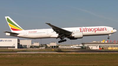 ET-APX - Boeing 777-36NER - Ethiopian Airlines
