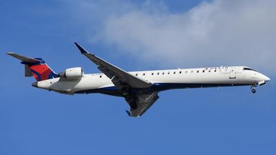 A picture of N232PQ - Mitsubishi CRJ900LR - Delta Air Lines - © DJ Reed - OPShots Photo Team