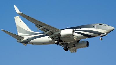 VP-CZW - Boeing 737-7JW(BBJ) - Private