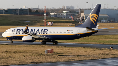 EI-DCI - Boeing 737-8AS - Ryanair