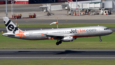 VH-VWT - Airbus A321-231 - Jetstar Airways