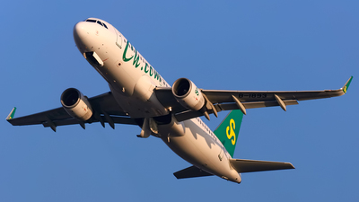 A picture of B1893 - Airbus A320214 - Spring Airlines - © Stefano R