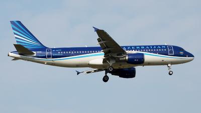 4K-AZ77 - Airbus A320-214 - AZAL Azerbaijan Airlines