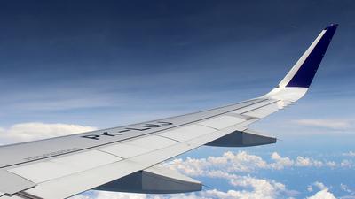 PK-LUJ - Airbus A320-214 - Batik Air