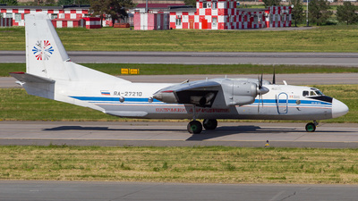 RA-27210 - Antonov An-26-100 - Kostroma Airlines