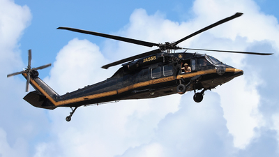 86-24558 - Sikorsky UH-60A Blackhawk - United States - US Customs Service