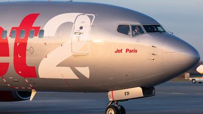 G-GDFP - Boeing 737-8Z9 - Jet2.com