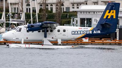 C-GFHA - De Havilland Canada DHC-6-300 Twin Otter - Harbour Air