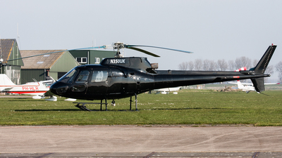 N350UK - Aérospatiale AS 350B Ecureuil - Private