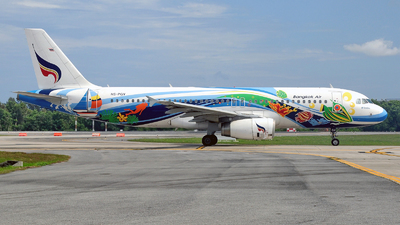 HS-PGV - Airbus A320-232 - Bangkok Airways