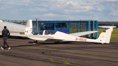 D-5532 - Grob G103C Twin III Acro - Luftsportverein Kiel