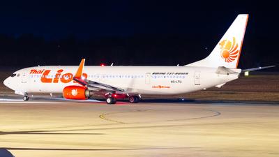 A picture of HSLTU - Boeing 7379GP(ER) - [39841] - © Amarase Pamarapa