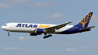 N640GT - Boeing 767-3S1(ER) - Atlas Air