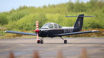 G-LFSO - Piper PA-38-112 Tomahawk - Liverpool Flying School