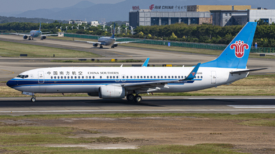 B-5598 - Boeing 737-86J - China Southern Airlines