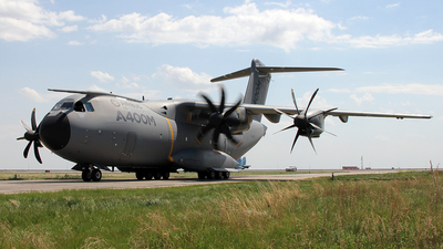 F-WWMS - Airbus A400M - Airbus Industrie