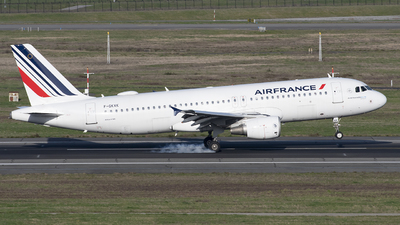 A picture of FGKXK - Airbus A320214 - Air France - © Rod Beaux