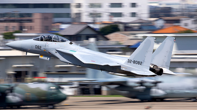 32-8082 - McDonnell Douglas F-15DJ Eagle - Japan - Air Self Defence Force (JASDF)