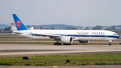 B-7588 - Boeing 777-31B(ER) - China Southern Airlines
