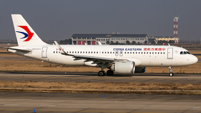 B-30DR - Airbus A320-251N - China Eastern Airlines