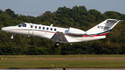 N757PC - Cessna 525B CitationJet 3 - Private
