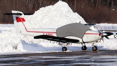 C-FBRL - Piper PA-38-112 Tomahawk - Private