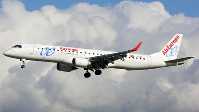 EC-LEK - Embraer 190-200LR - Air Europa