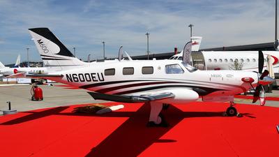 N600EU - Piper PA-46-M600 - Piper Aircraft