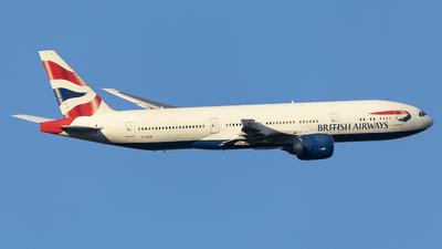 G-ZZZB - Boeing 777-236 - British Airways