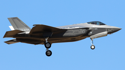 79-8704 - Lockheed Martin F-35A Lightning II - Japan - Air Self Defence Force (JASDF)